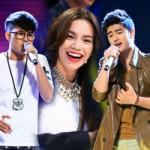 Ca nhạc - MTV - Hà Hồ phấn khích vì dàn trai trẻ X-Factor