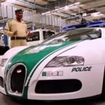 """Ô tô - Xe máy - Cảnh sát Dubai khoe dàn siêu xe """"khủng"""" nhất thế giới"""