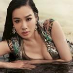 """Làm đẹp - Vẻ nóng bỏng của """"bom sex gốc Việt"""" 3 con"""