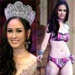 Thời trang - Bị chê xấu, Hoa hậu Hoàn vũ Thái Lan trả vương miện
