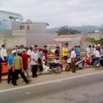 Tin tức trong ngày - Xe cứu hộ kéo lê người đàn ông bán vải trên QL1A