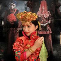 """Đám cưới rùng rợn trong """"Nhà ma ám"""" của Lâm Tâm Như"""