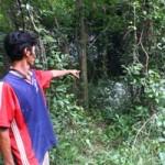 Tin tức trong ngày - Phát hiện xác người đàn ông phân hủy trong vườn tràm