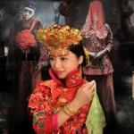 """Phim - Đám cưới rùng rợn trong """"Nhà ma ám"""" của Lâm Tâm Như"""