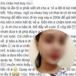 Cuộc sống - Cô gái tố bạn trai không trả tiền... phá thai