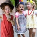 Thời trang - Những nhóc tì sành điệu bậc nhất thế giới