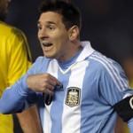 Bóng đá - Messi: Một chút bụi trần cho ngọc sáng