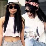 Thời trang - Váy áo sành điệu của nữ giám đốc Sài thành