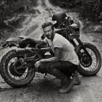 Ô tô - Xe máy - Beckham xuyên rừng cùng Triumph Bonneville đặc biệt