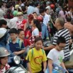 Giáo dục - du học - Tuyển sinh lớp 6 ở Hà Nội: 2.000 trẻ chen chân đi thi