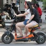 Tin tức trong ngày - Đăng ký xe máy điện: Nên áp dụng giống sang tên xe máy