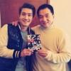 Choi Si Won đóng phim cùng Thành Long