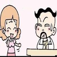 Truyện tranh: Làm gì khi nuốt phải bao cao su?