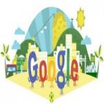 Công nghệ thông tin - Google thay logo chào World Cup 2014, kèm lịch đấu