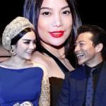 Phim - Trần Bảo Sơn vui vẻ bên Lý Nhã Kỳ, tránh mặt vợ cũ
