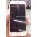 Thời trang Hi-tech - iPhone 6 phiên bản màu vàng xuất hiện