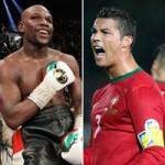 """Thể thao - """"Độc cô"""" Mayweather vượt Ronaldo khoản kiếm tiền"""