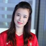 Bạn trẻ - Cuộc sống - Rạng ngời như thiếu nữ Việt mê bóng đá