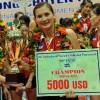 Hoa khôi bóng chuyền: Từ Kim Huệ đến Thanh Thúy