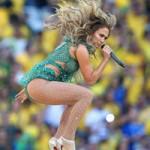Ca nhạc - MTV - Jennifer Lopez rực cháy tại lễ khai mạc World Cup