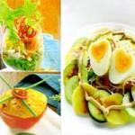 Ẩm thực - Salad thanh mát khai vị ngày mới