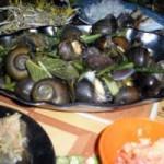 Ẩm thực - Ốc quê mùa nước nổi