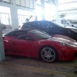 Ô tô - Xe máy - Siêu xe Ferrari được rao bán giá bèo ở Việt Nam