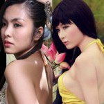 Thời trang - Mê mẩn ngắm kiều nữ Việt mặc áo yếm