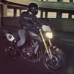 Ô tô - Xe máy - Ra mắt Yamaha MT-09 Street Tracker mạnh mẽ, cá tính