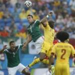Bóng đá - Mexico - Cameroon: Thủy chiến quyết liệt