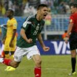 Bóng đá - Góc 3D: Đòn chí mạng của Mexico với Cameroon