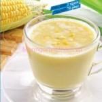 Ẩm thực - Sữa bắp và đậu nành món ăn hấp dẫn ngày hè