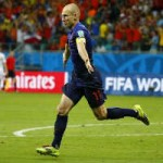 Bóng đá - Robben, Bale nước rút, ai xuất sắc hơn?