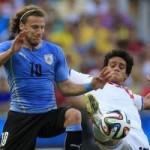 Bóng đá - Uruguay – Costa Rica: Hiệp 2 kinh hoàng