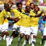 """Bóng đá - Góc 3D: Colombia đè bẹp """"các vị thần"""""""