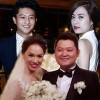 Hoàng Thùy Linh, Harry Lu tách đôi đến đám cưới Trà My