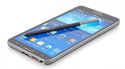Xác nhận Galaxy Note 4 màn hình 5.7 inch QHD - 1