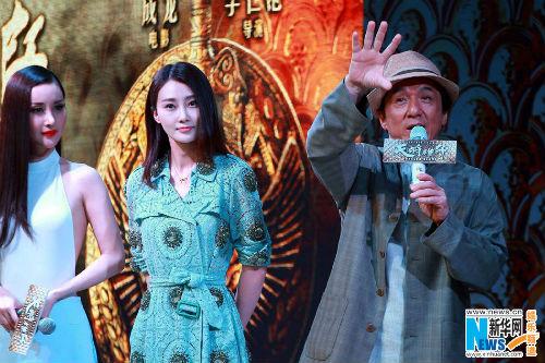 Châu Á hồi hộp chờ phim võ hiệp của Thành Long - 5