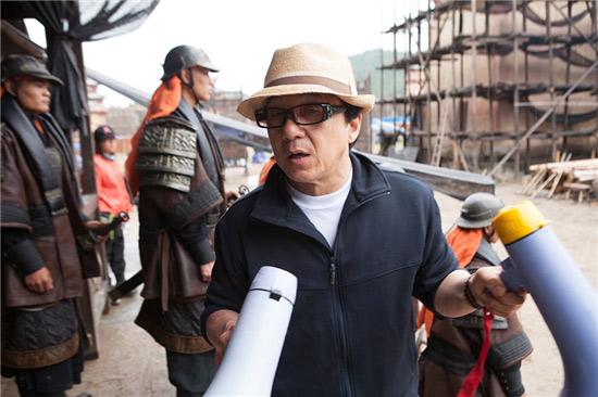 Châu Á hồi hộp chờ phim võ hiệp của Thành Long - 1
