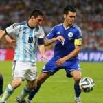Bóng đá - Argentina - Bosnia: Khoảnh khắc thiên tài