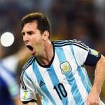 Bóng đá - Messi thở phào sau chiến thắng của Argentina