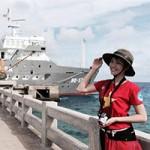 Bạn trẻ - Cuộc sống - ''Nhật ký Trường Sa'' xúc động của Hoa khôi sinh viên