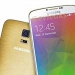 Thời trang Hi-tech - Samsung Galaxy F phiên bản màu vàng cáu cạnh