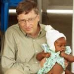 """Tài chính - Bất động sản - Bill Gates trồng """"siêu chuối"""", cứu dân châu Phi"""