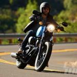 Ô tô - Xe máy - Yamaha Bolt 2015: Cổ điển, và mạnh mẽ