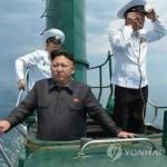 """Tin tức trong ngày - Kim Jong-un """"khoe"""" sức mạnh tàu ngầm Triều Tiên"""