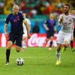 """Bóng đá - Robben và những """"đứa con thần gió"""" tại World Cup"""