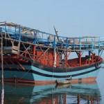 Tin tức trong ngày - Tàu câu mực cùng 39 ngư dân VN bị Brunei bắt giữ