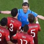 Bóng đá - Video: Pepe nhận thẻ đỏ oan uổng?