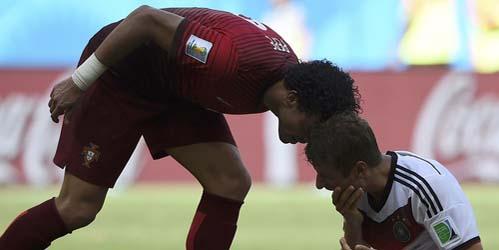 Pepe lại lĩnh thẻ đỏ: Tật cũ không chừa - 1